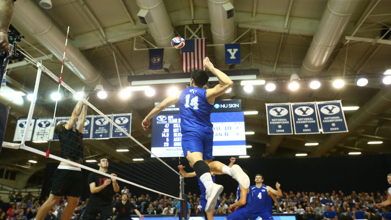BYU Looks to Hold Off UCLA & Pepperdine; MPSF Update (April 4)
