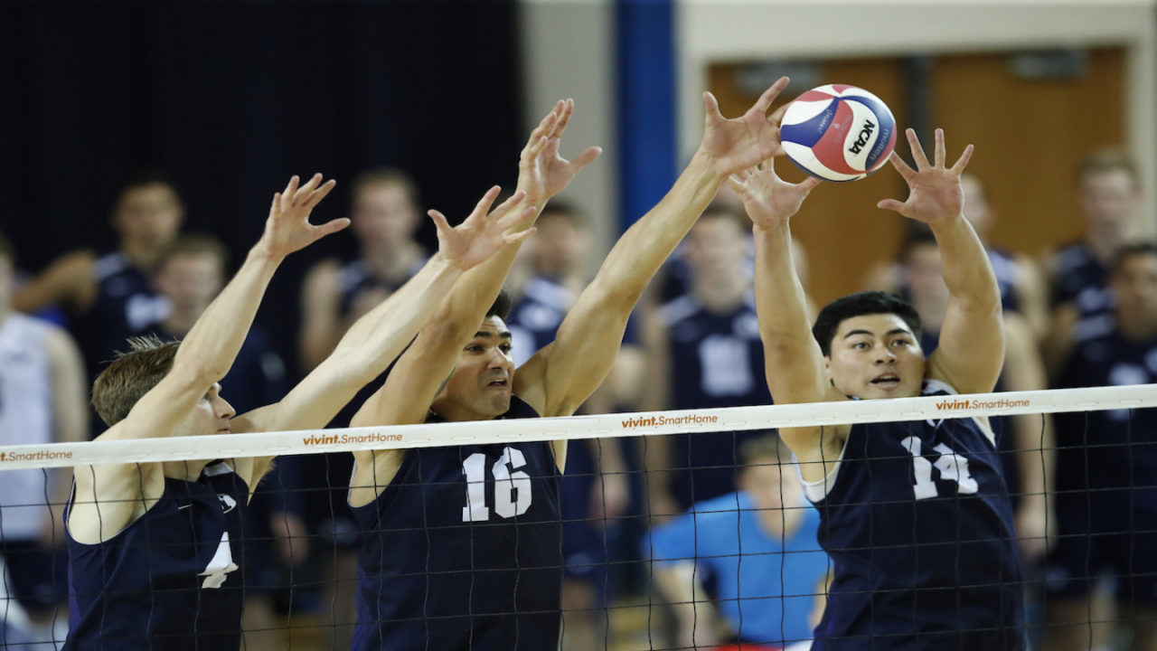 #6 BYU Stays Undefeated In MPSF, Sweeping #3 UCLA