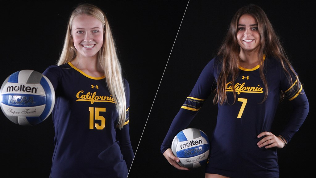 Cal Adds Bella Bergmark, Gabby Bellizzi To 2018 Fall Roster
