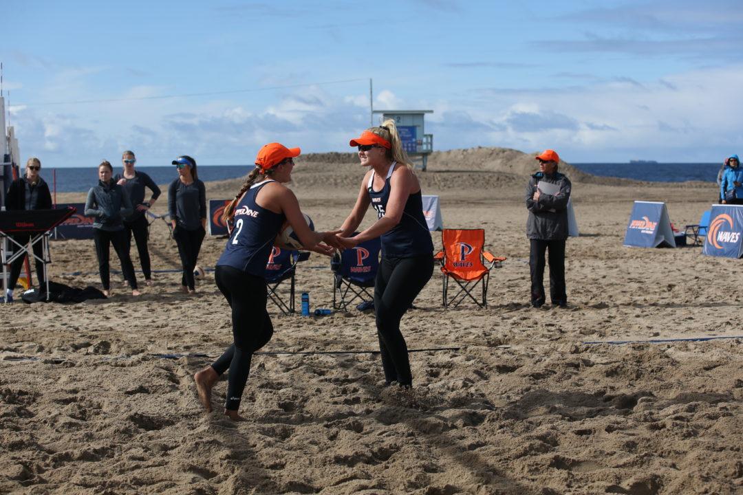 VolleyMob Beach Pair of the Week: Caputo/Filippone, Pepperdine