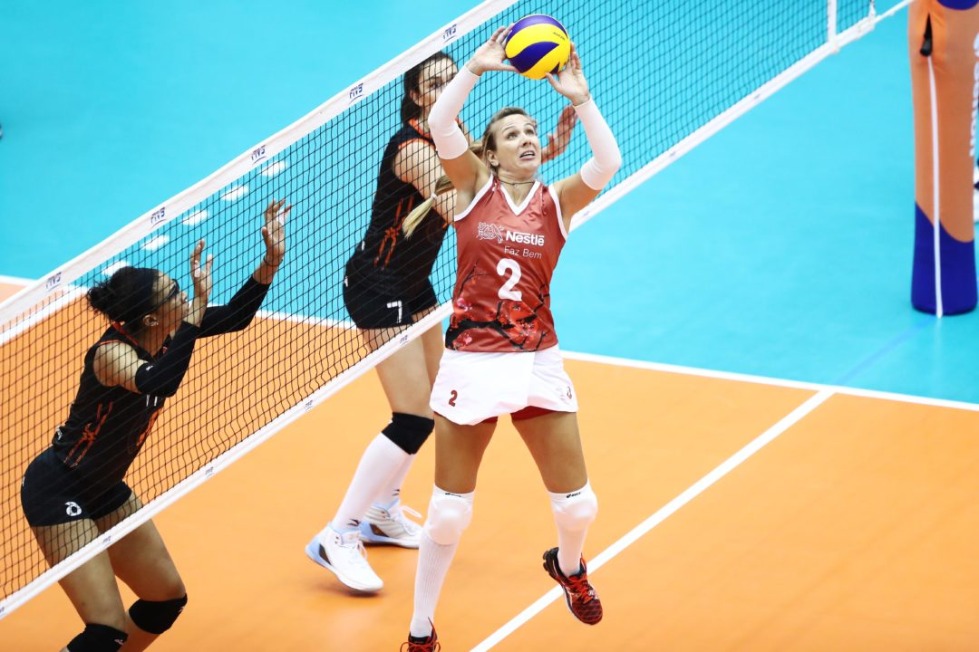 40-Year-Old Gold Medalist Carol Shining For Osasco In SL Playoffs