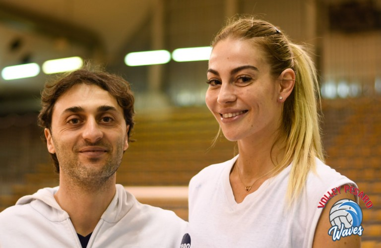 Veronica Angeloni Heads To Pesaro In Time For Italian League Playoffs