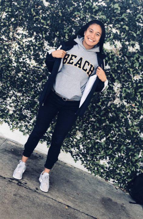 Class of 2019 S/RS Eliana Chavira Commits to Long Beach State