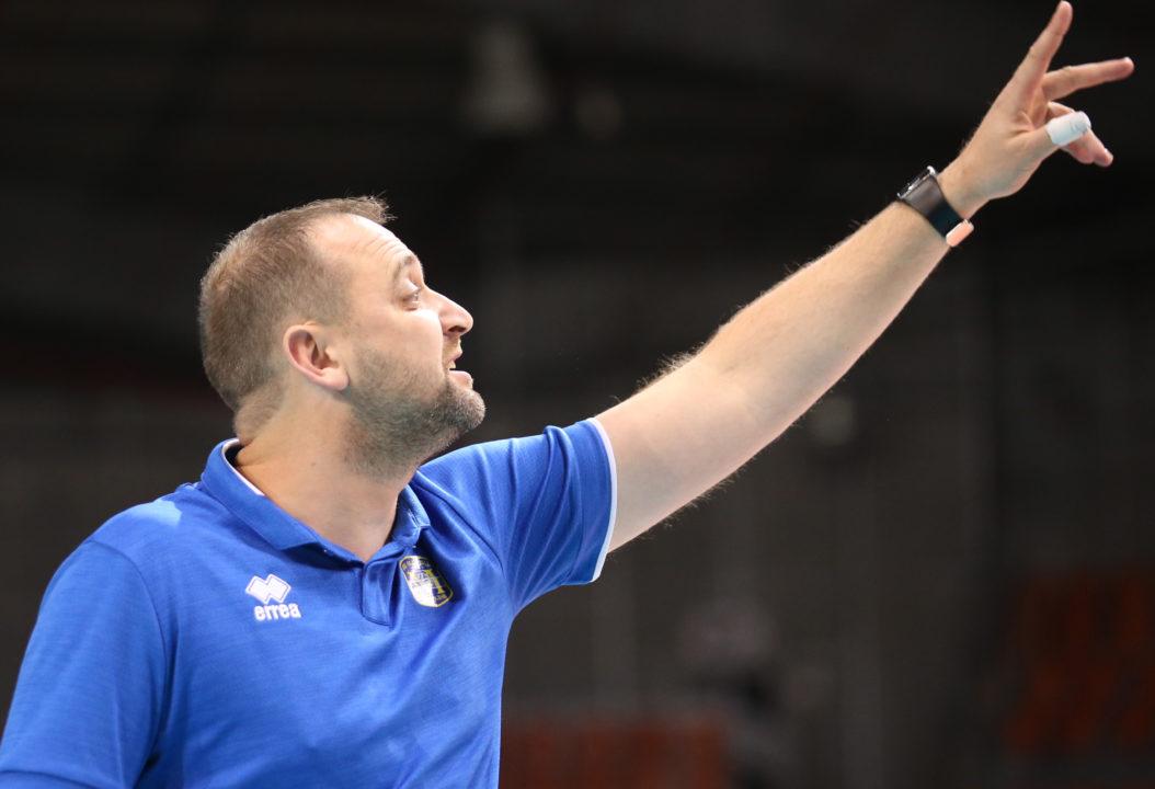 Ivan Petkov Named New Head Coach Of Bulgarian Female National Team