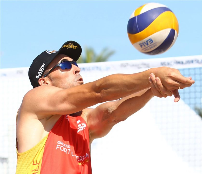 Pablo Herrera Will Try To Qualify For His 5th Olympics