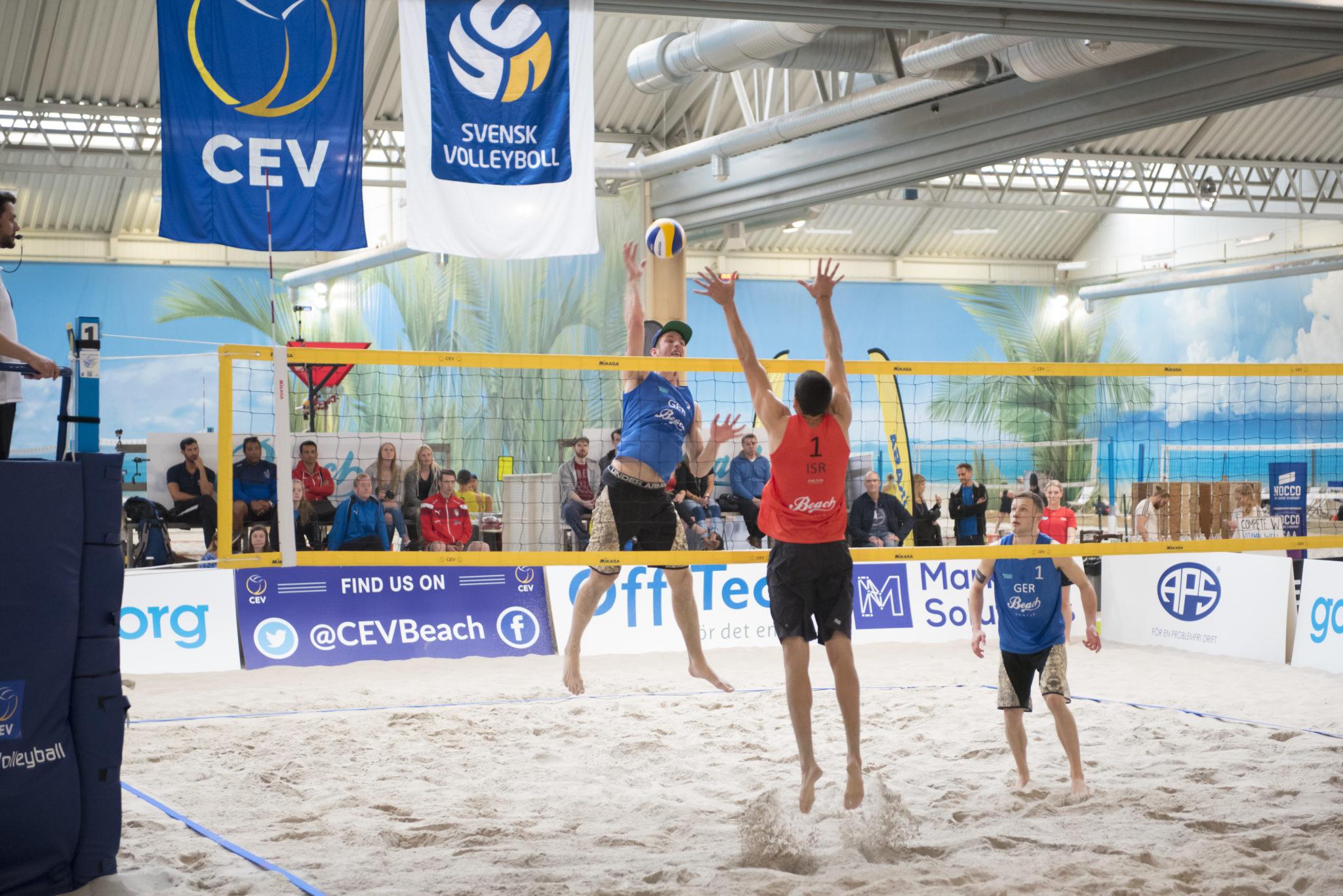 Beach Volleyball vs Indoor Volleyball