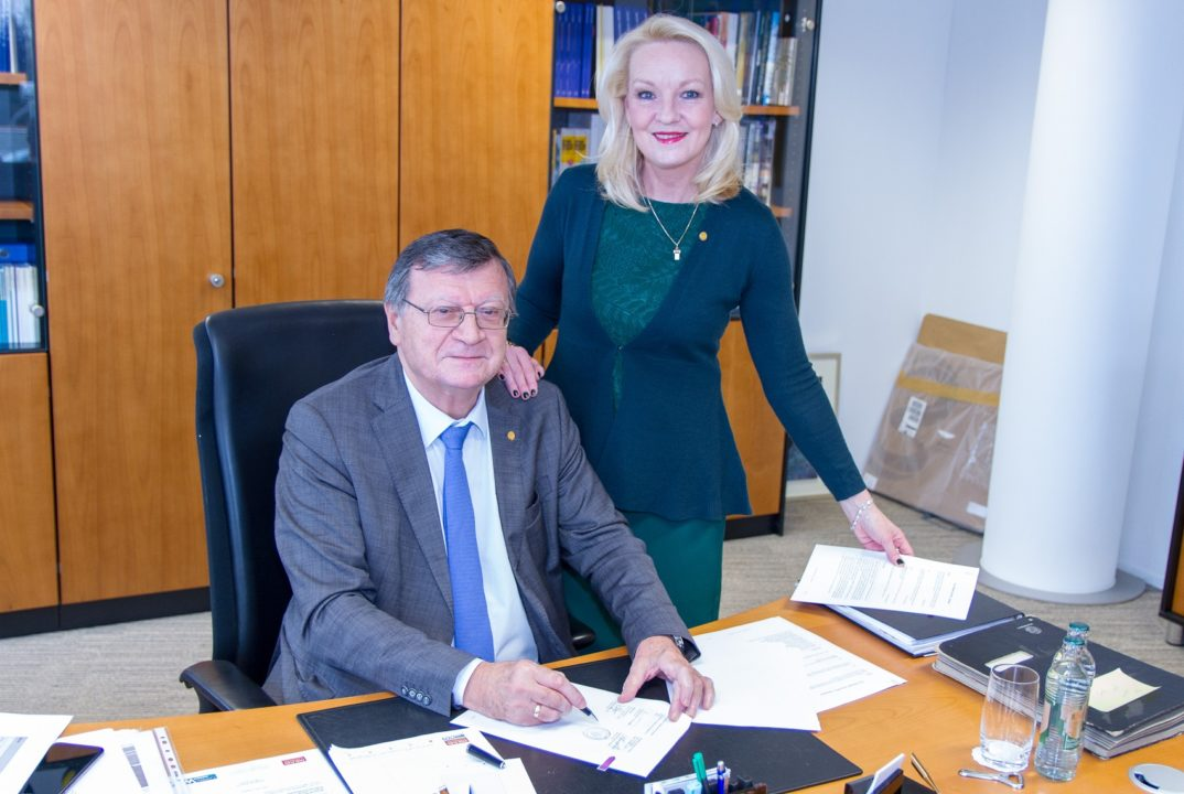 CEV Signs Historic Cooperation Agreement With Scotland's Vball Body