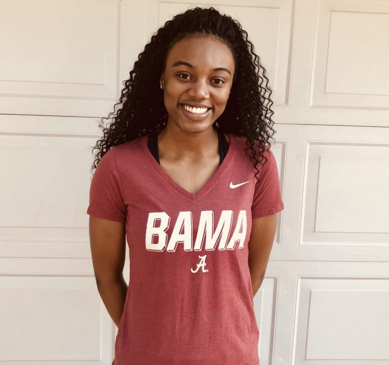 Alabama Lands Commitment from Class of 2020 OH/MB Jasmine Brooks
