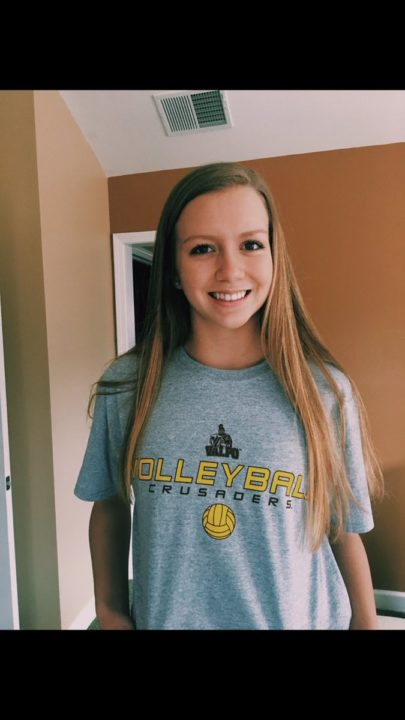 Class of 2019 Middle Hitter Kara Cooper Verbally Commits to Valparaiso