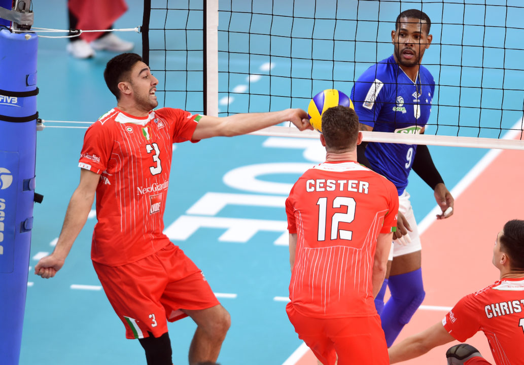 What Yoandry Leal in Italy would mean for Civitanova