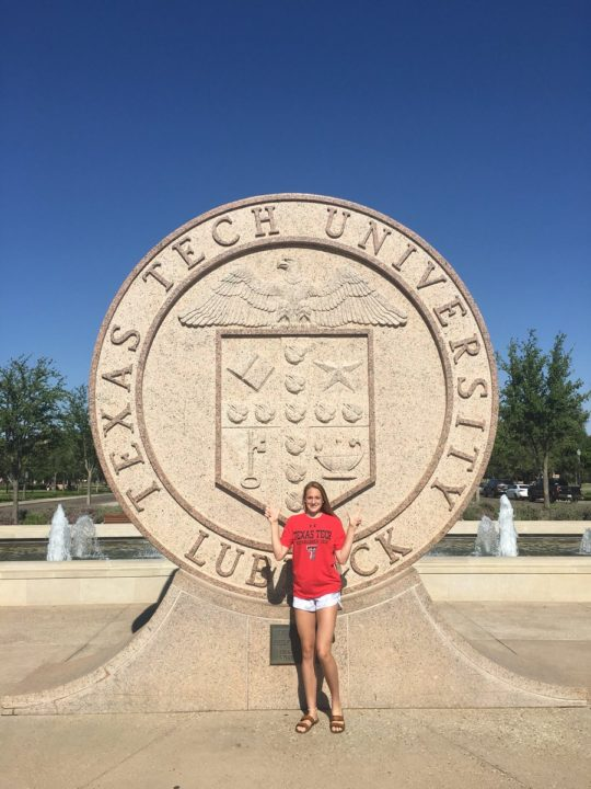 Class of 2020 MB/RS Madalyn O'Brien Commits to Texas Tech
