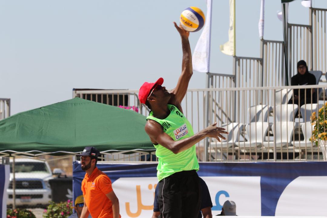 Local Side Al-Jalbubi/Alhashmi Reaches Semis at Oman One-Star