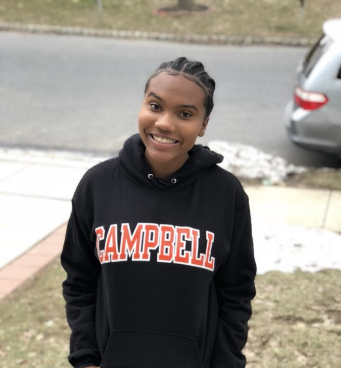 Class of 2019 MB Melody Paige Commits to Campbell