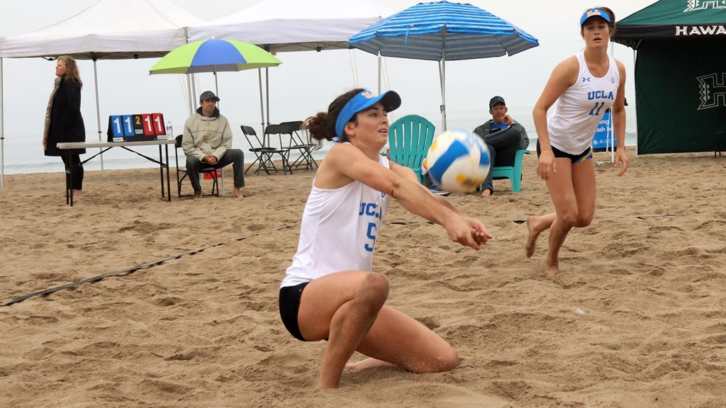 Top-5 Remain The Same In This Week's AVCA Beach Rankings