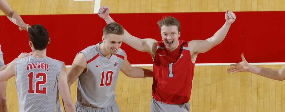 #8 Ohio State Earns Hosting Q-Finals Of MIVA; Sweeps #9 Lewis