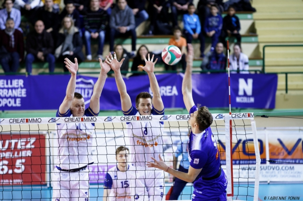 French Ligue A Playoffs Postponed as Paris Volley Appeal Looms