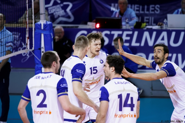 They're In – Paris Volley Wins Final Appeal to Take Part in Playoffs