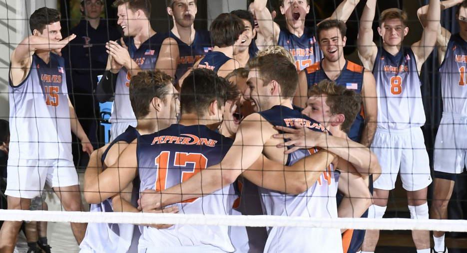 Pepperdine Men Get 2nd Commit From USAV BYNT Member in '19 Setter Joe Karlous