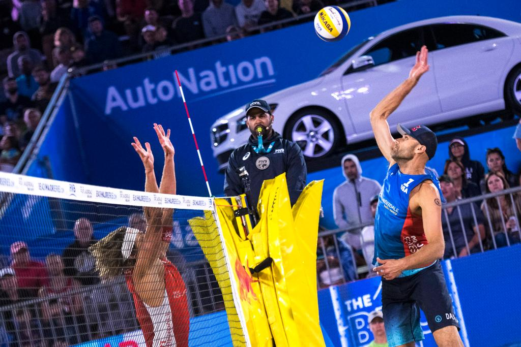 Dalhausser, Lucena Wraps Up Perfect Run through #FTLMajor with Gold