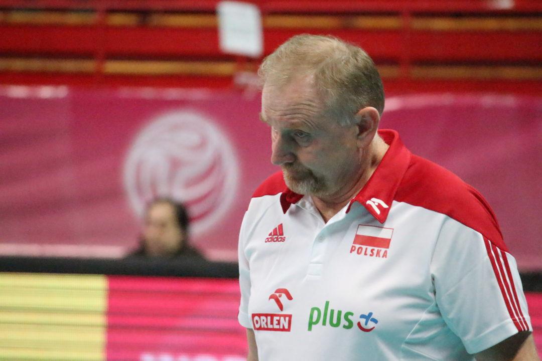 """""""We Will Rejuvenate The Polish Team"""" – Jacek Nawrocki"""
