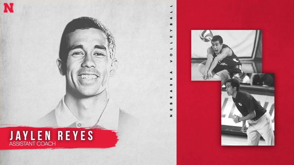Nebraska Announces Jaylen Reyes As New Assistant Coach