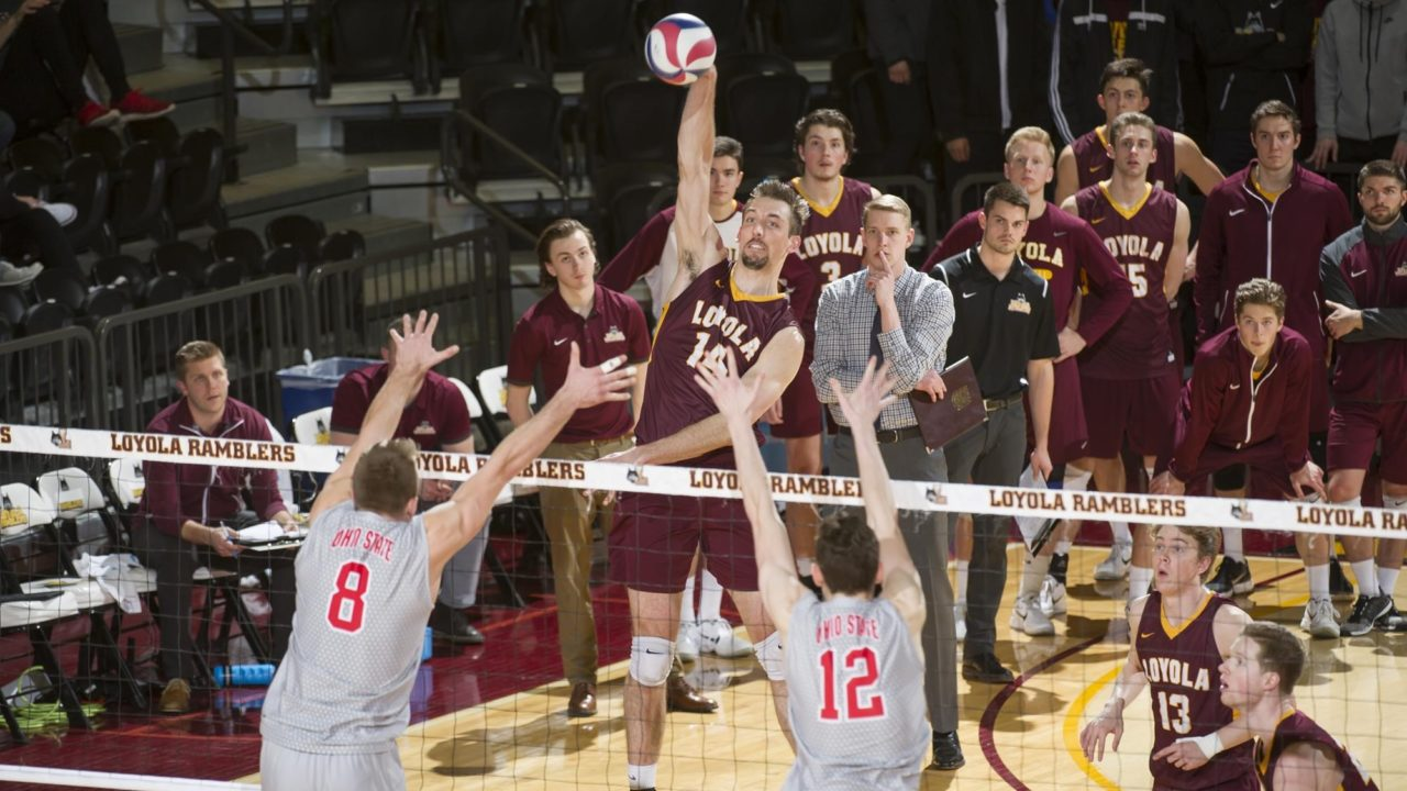VolleyMob Men's Player of the Week: Ricky Gevis, Loyola