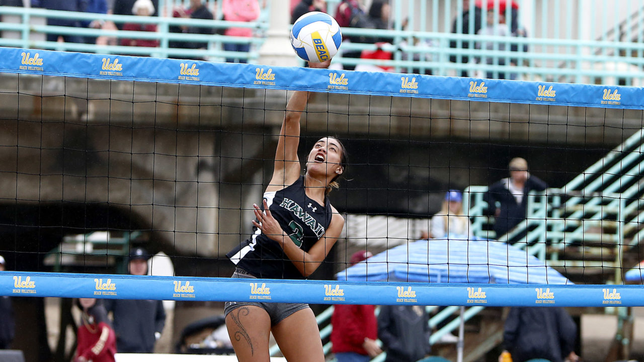 Schucht Becomes Hawaii's All-Time Dual Match Win Leader