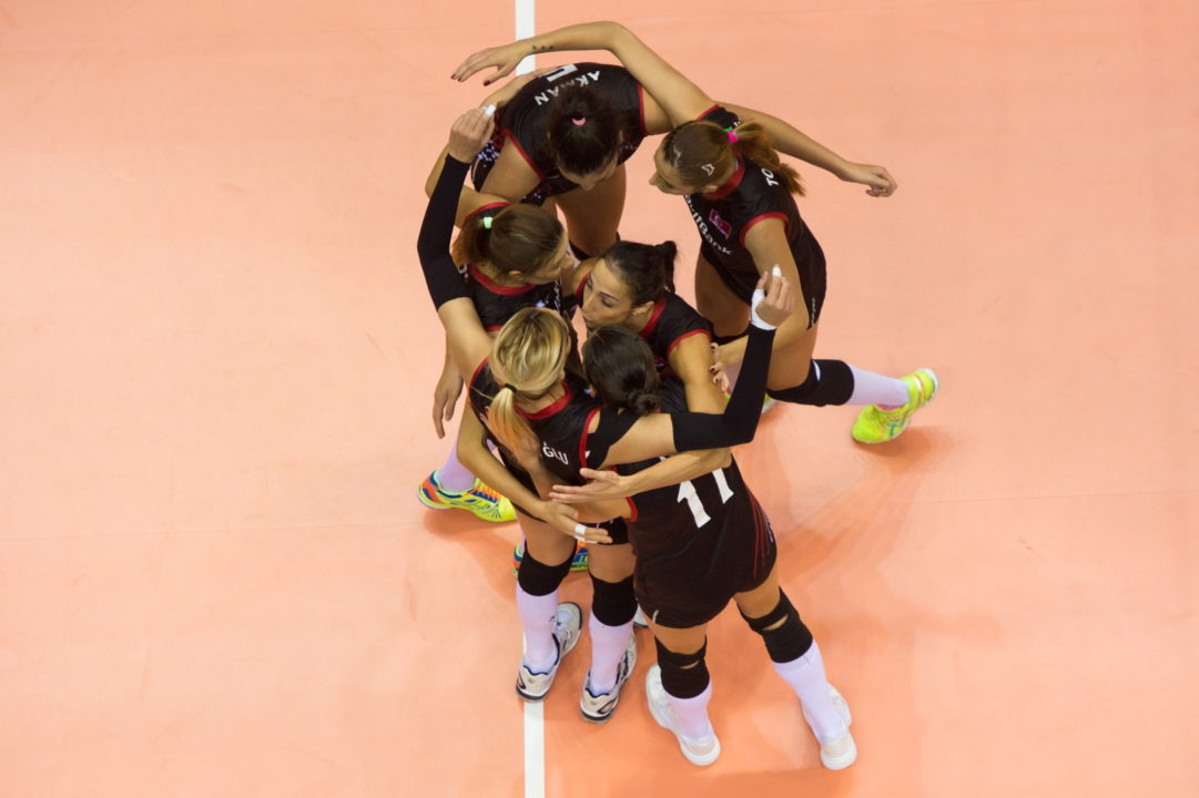 Turkish Volleyball Federation Announces Female National Team Roster