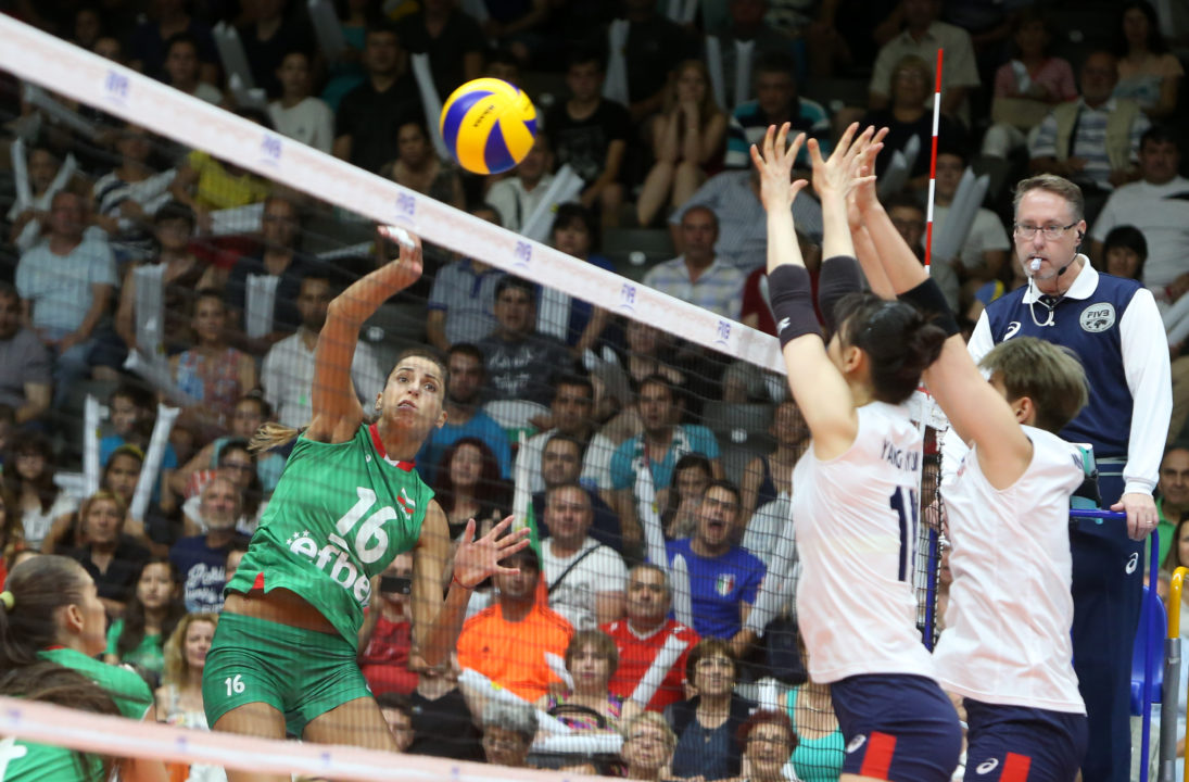 Bulgarian National Team Captain Injures Shoulder in Club Match