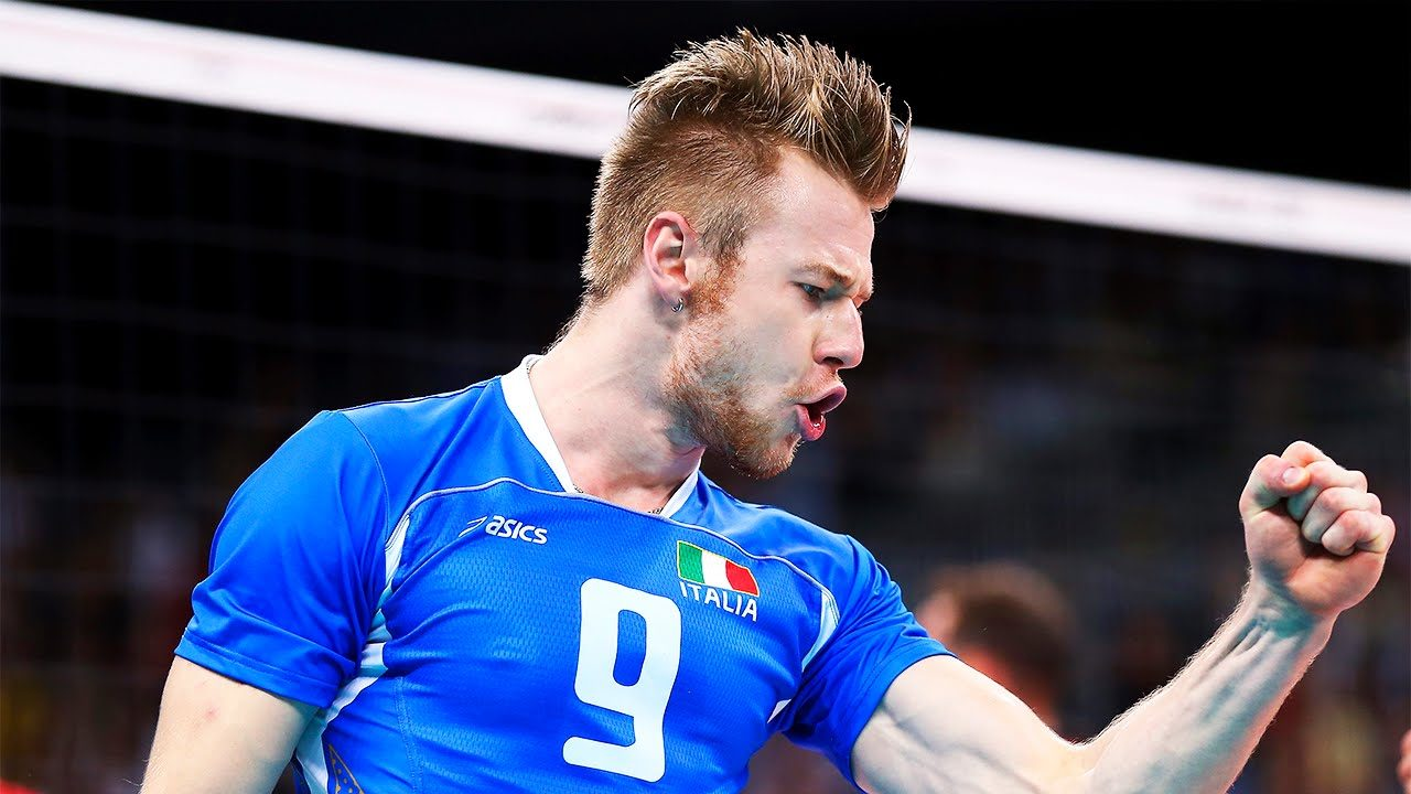 Ivan Zaytsev, Osmany Juantorena Return to Italian National Team