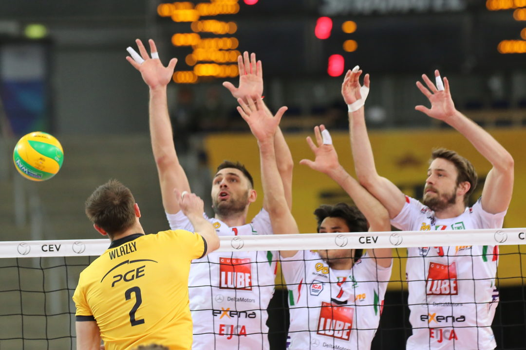 Chaumont Upsets Trentino in M. Champions League Round of 12