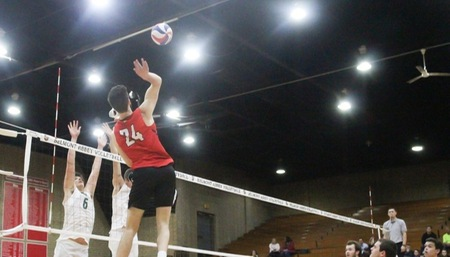 Belmont Abbey Wins In 4, Advance To Conference Carolinas Semifinals