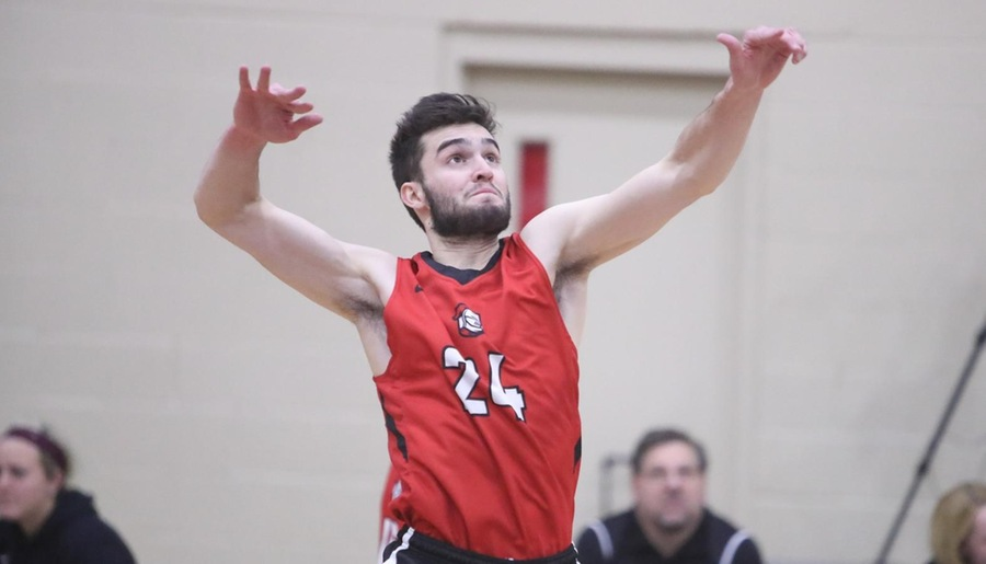 Belmont Abbey's Liam Maxwell Earns AVCA Men's DI-II Player Of The Week