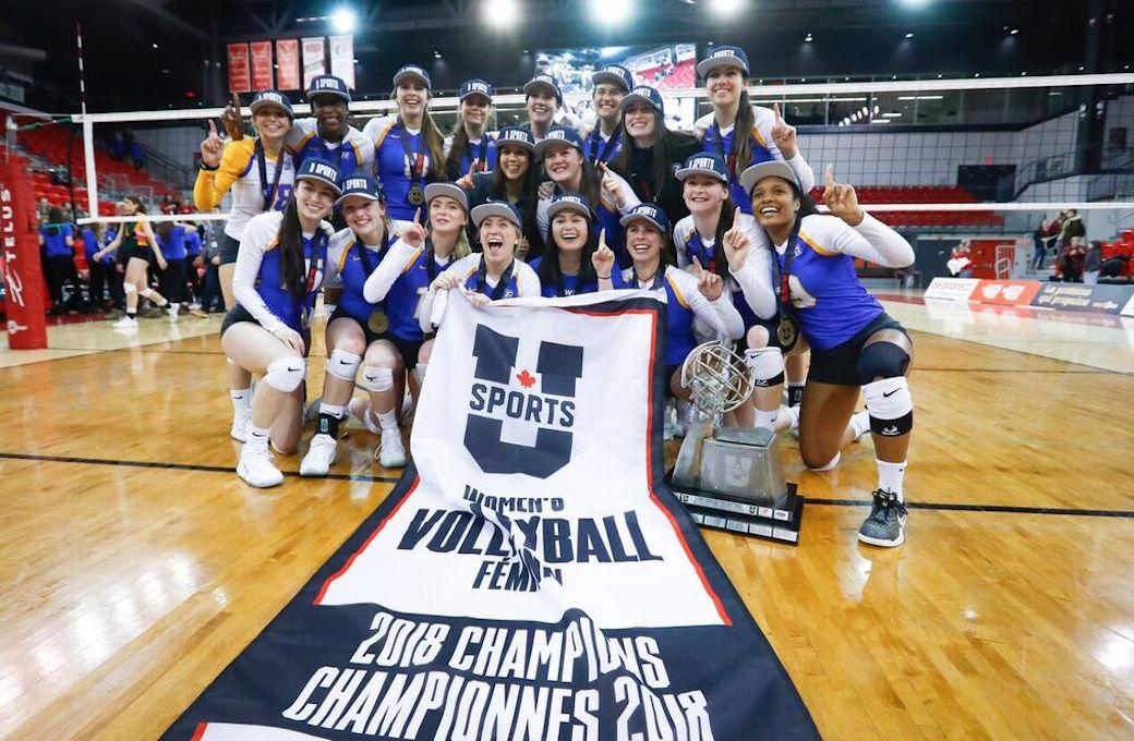 Ryerson University Completes Perfect Season With U Sports Championship