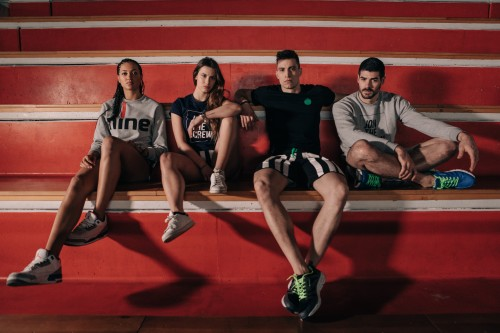 Italian Volleyball-Themed Clothing Line Ninesquared Makes Debut