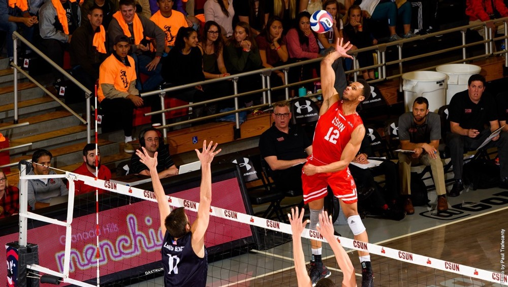 #8 CSUN's Greene Pounds Career-High 40 Kills In 5-Set Loss To #4 UCI