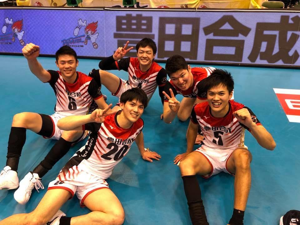 Japan M Semi: Trefuerza Take Match 2 & Golden Set, Onto Final