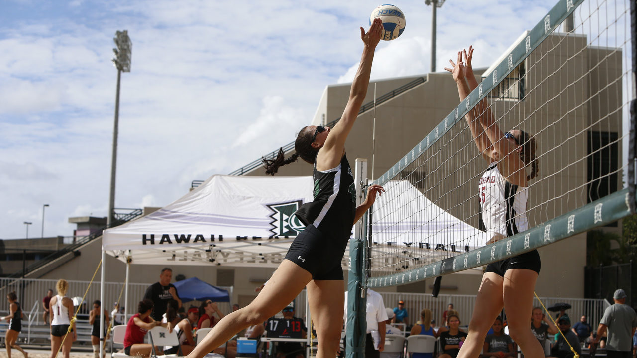 Hawaii Beach Returns Home To Host Outrigger Resorts Hawaii Invite