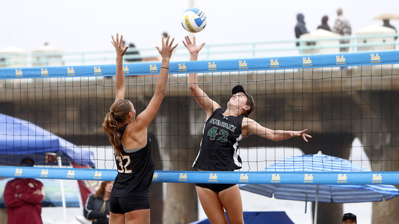 WATCH LIVE: NCAA Beach Championships Day 2