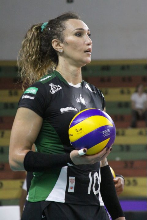Tifanny Not In Brazil's NT – FIVB To Study Trans Players' Eligibility