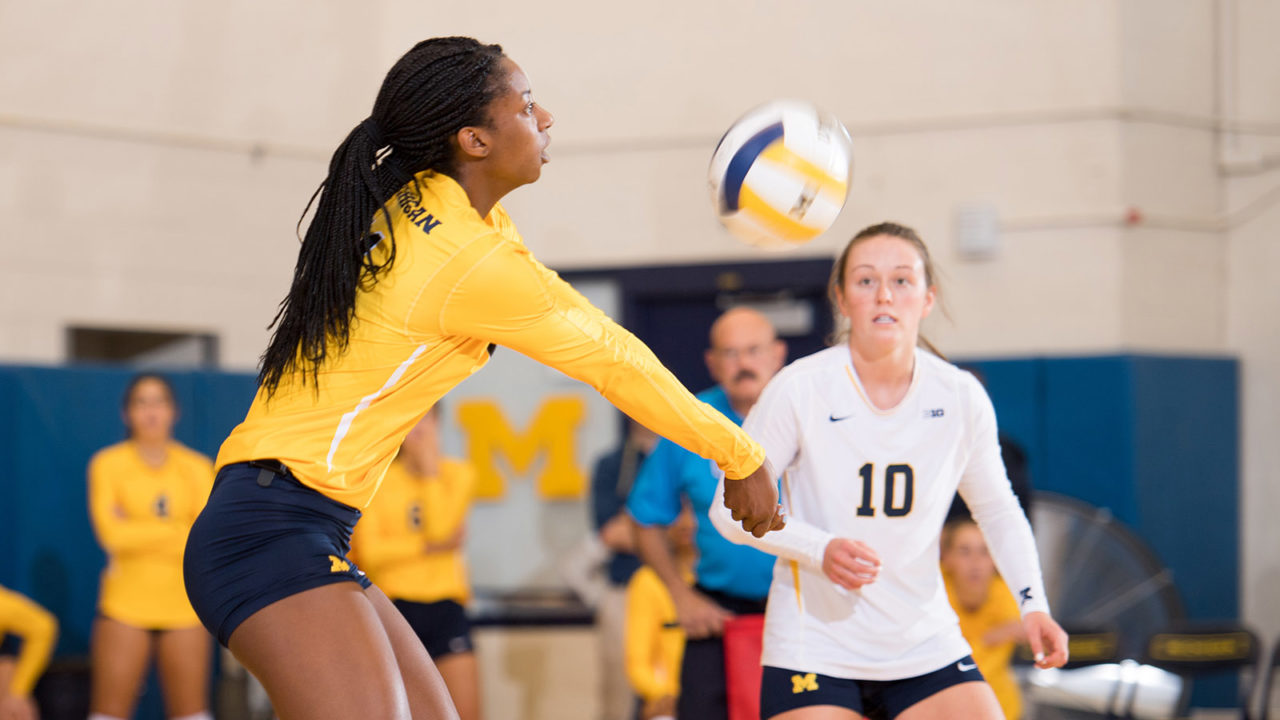 Michigan Standout Adeja Lambert Signs First Pro Contract in Finland
