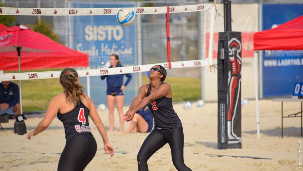 Cal State Northridge's Sato/Owens Named Big West Pair of the Week