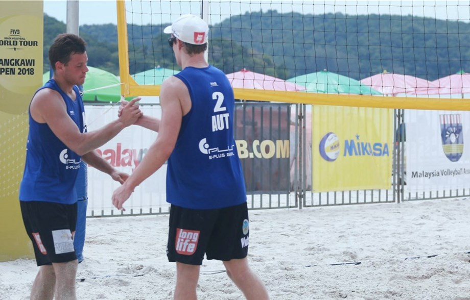 Austrian Men, Russia Women Earn Historic Langkawi One-Star Titles