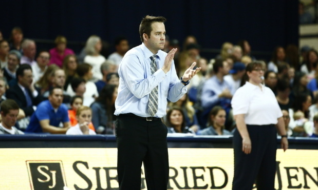 BYU's Olmstead Named MPSF Coach of the Year
