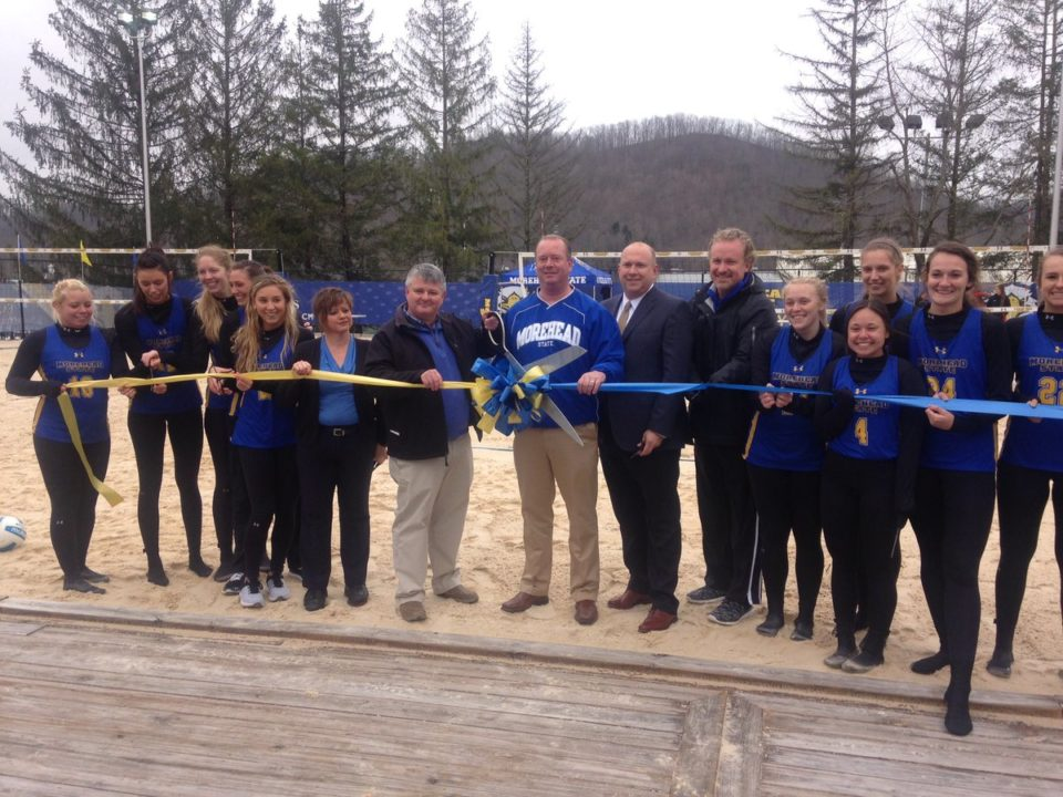 Morehead State Christens 'Breadstick Beach,' But Austin Peay Sweeps