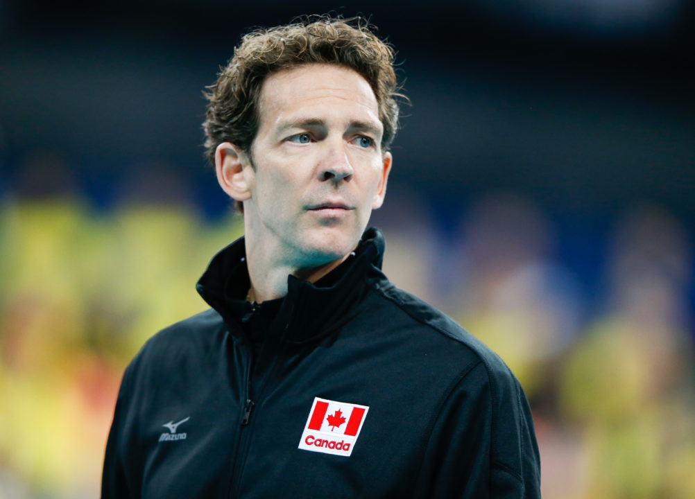 Which Men's WCH Coach Was The Best Volleyball Player?