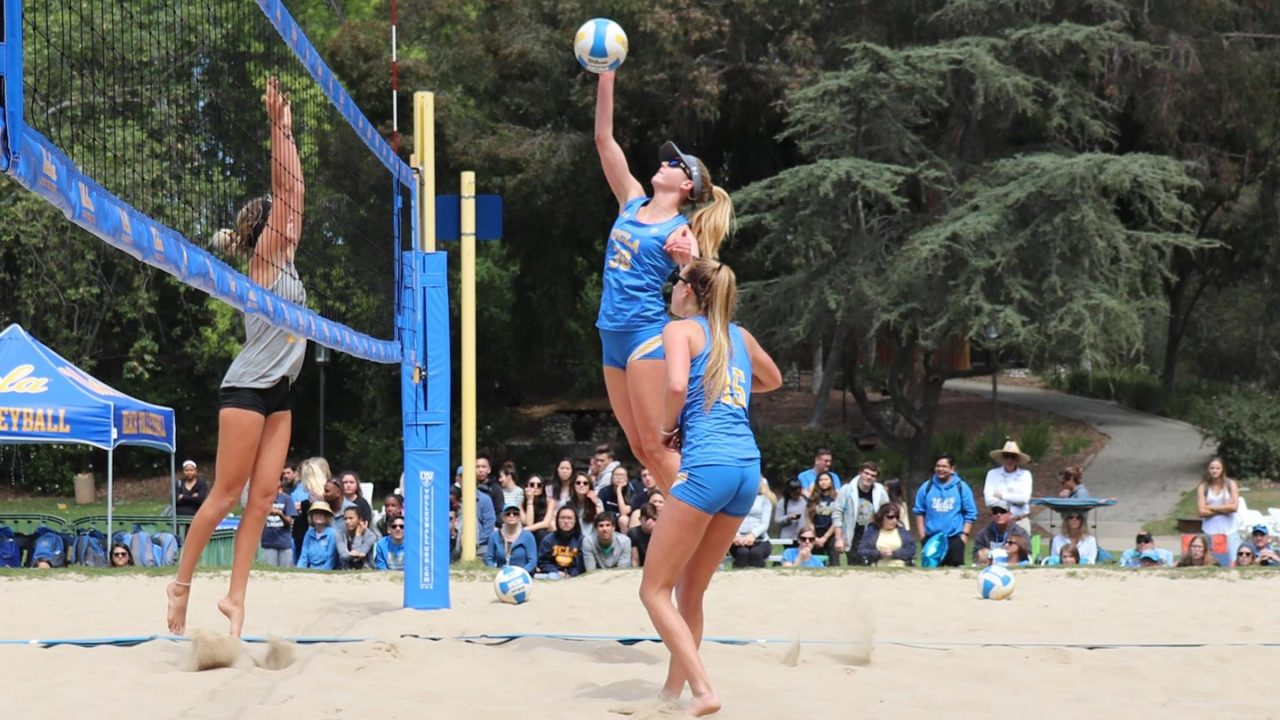UCLA Beach Wins Record 26th Straight Dual, GCU Edges Utah on Thursday