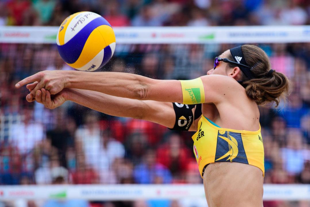 Kira Walkenhorst Returns to Sand Training After Shoulder, Hip Surgery