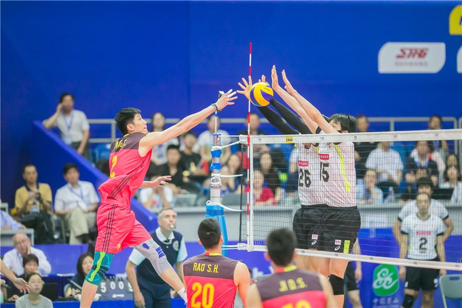"China's Jiang Chuan ""Everyone Should Learn From The Women's Team"""