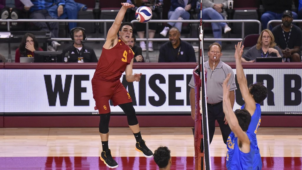 USC Upsets Pepperdine in MPSF Quarterfinals; UCLA, Concordia Win